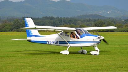 S5-PIR - Private Tecnam P92 Echo S