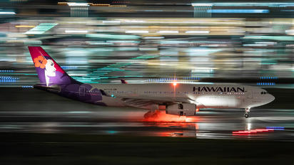 N373HA - Hawaiian Airlines Airbus A330-200