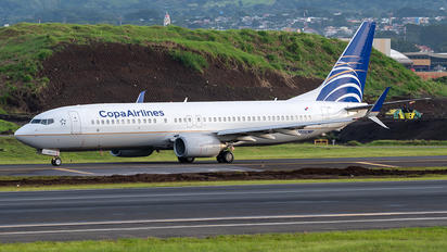 HP-1715CMP - Copa Airlines Boeing 737-800