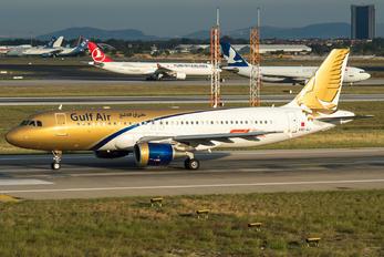 A9C-AJ - Gulf Air Airbus A320