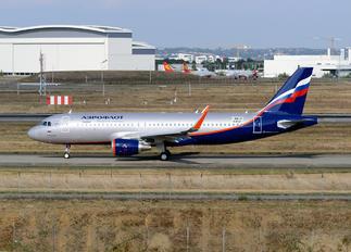 F-WWDP - Aeroflot Airbus A320