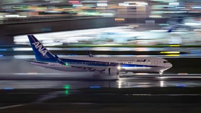 JA622A - ANA - All Nippon Airways Boeing 767-300ER