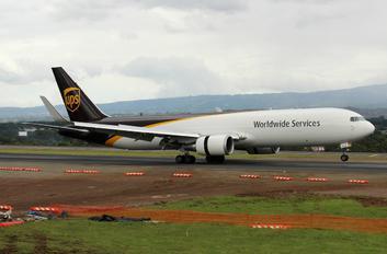 N335UP - UPS - United Parcel Service Boeing 767-300F