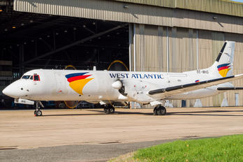 SE-MHG - West Air Sweden British Aerospace ATP