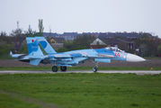 14 - Russia - Air Force Sukhoi Su-27P aircraft