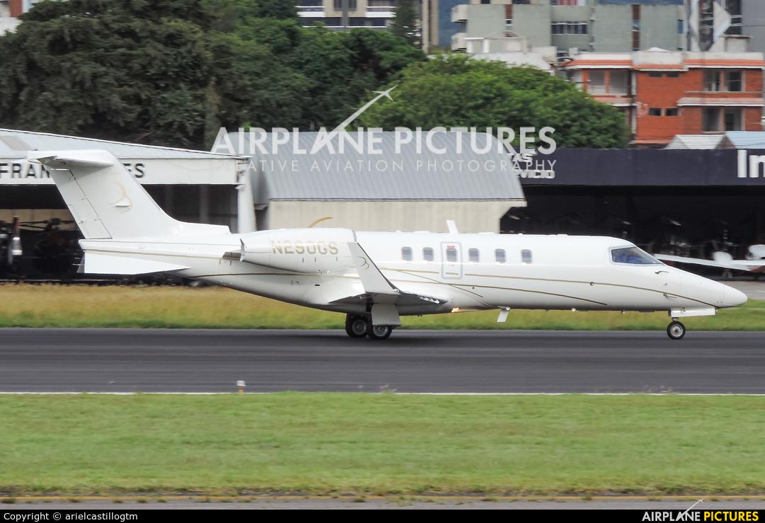 Private N290GS aircraft at Guatemala - La Aurora