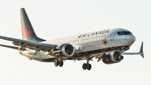 C-FSNU - Air Canada Boeing 737-8 MAX aircraft