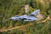 ZA597 - Royal Air Force Panavia Tornado GR.4 / 4A aircraft