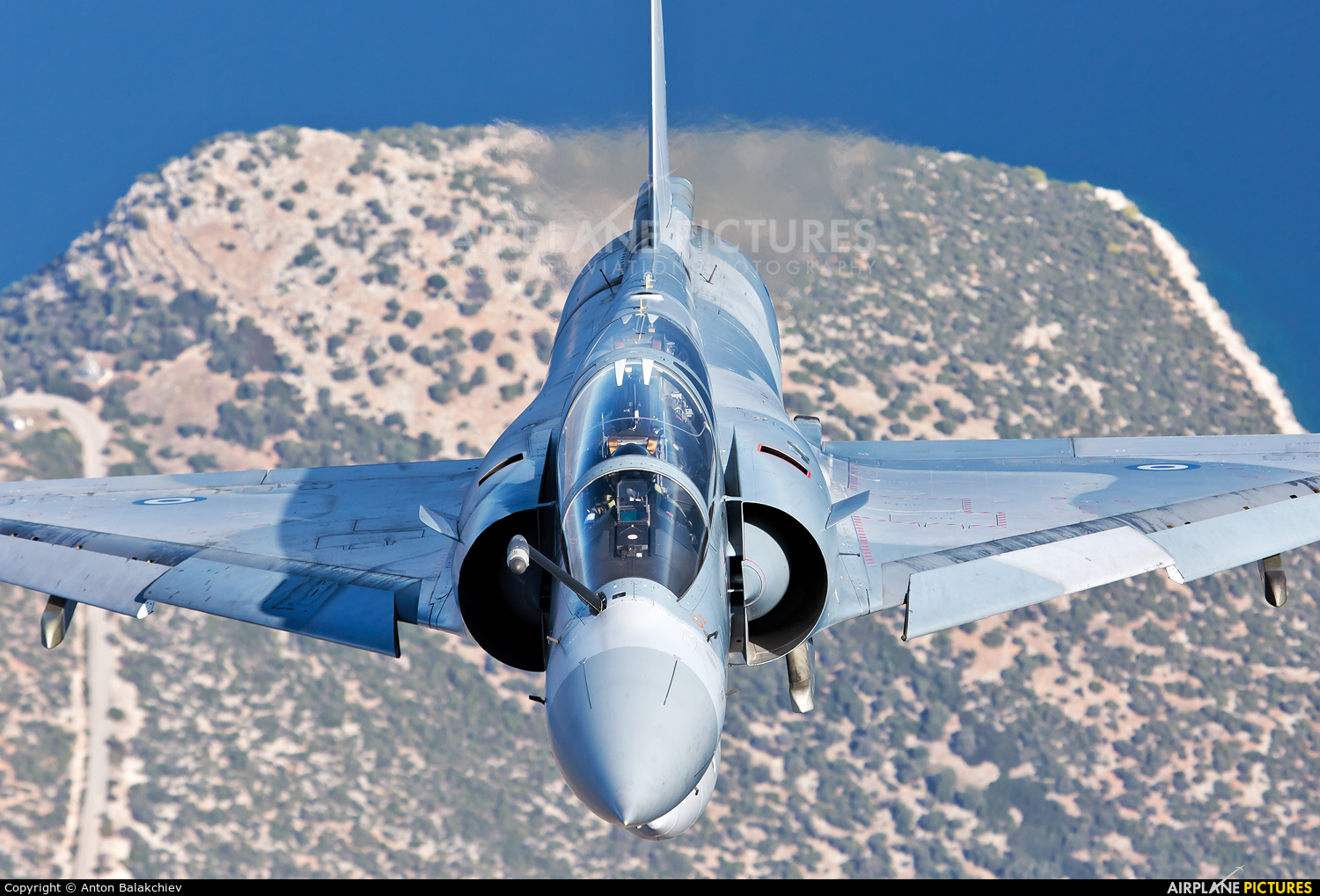 Greece - Hellenic Air Force 506 aircraft at In Flight - Greece