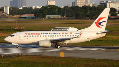 B-5295 - China Eastern Airlines Boeing 737-700