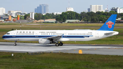 B-6686 - China Southern Airlines Airbus A321