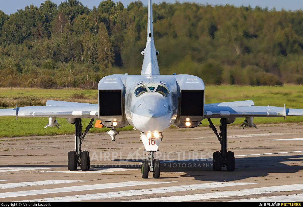 Russia - Air Force RF-94161 aircraft at Undisclosed location