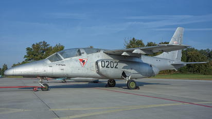 0202 - Poland - Air Force PZL I-22 Iryda