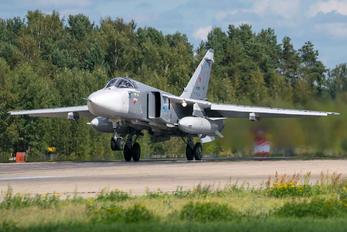RF-95077 - Russia - Air Force Sukhoi Su-24M