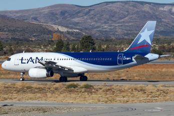 LV-BFY - LAN Argentina Airbus A320