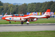 6 - Poland - Air Force: White & Red Iskras PZL TS-11 Iskra aircraft