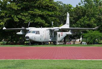 ANX-113 - Mexico - Navy Casa C-212 Aviocar