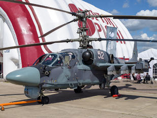 RF-91342 - Russia - Air Force Kamov Ka-52 Alligator