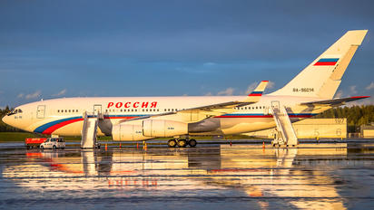RA-96014 - Rossiya Special Flight Detachment Ilyushin Il-96