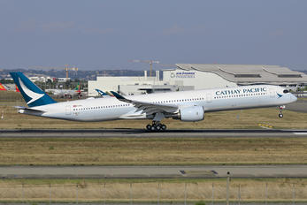 B-LXD - Cathay Pacific Airbus A350-1000
