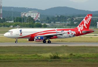 9M-AFP - AirAsia (Thailand) Airbus A320