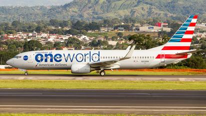 N838NN - American Airlines Boeing 737-800