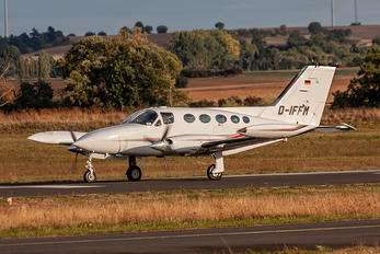 D-IFFM - Heli-Flight Cessna 414