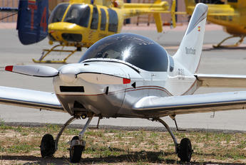 EC-XLX - Private Czech Sport Aircraft Sportcruiser