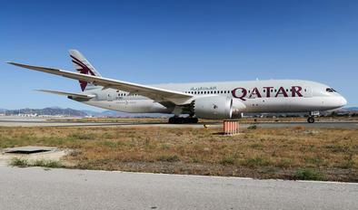 A7-BCI - Qatar Airways Boeing 787-8 Dreamliner