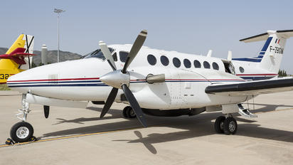 F-ZBGM - France - Customs Beechcraft 350 Super King Air
