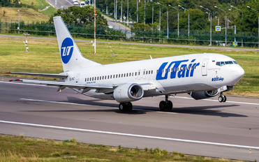 VQ-BHZ - UTair Boeing 737-400