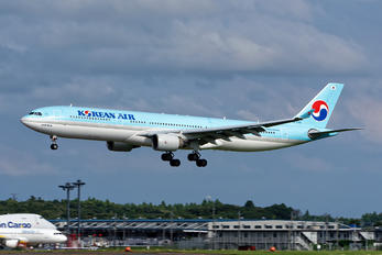 HL7551 - Korean Air Airbus A330-300