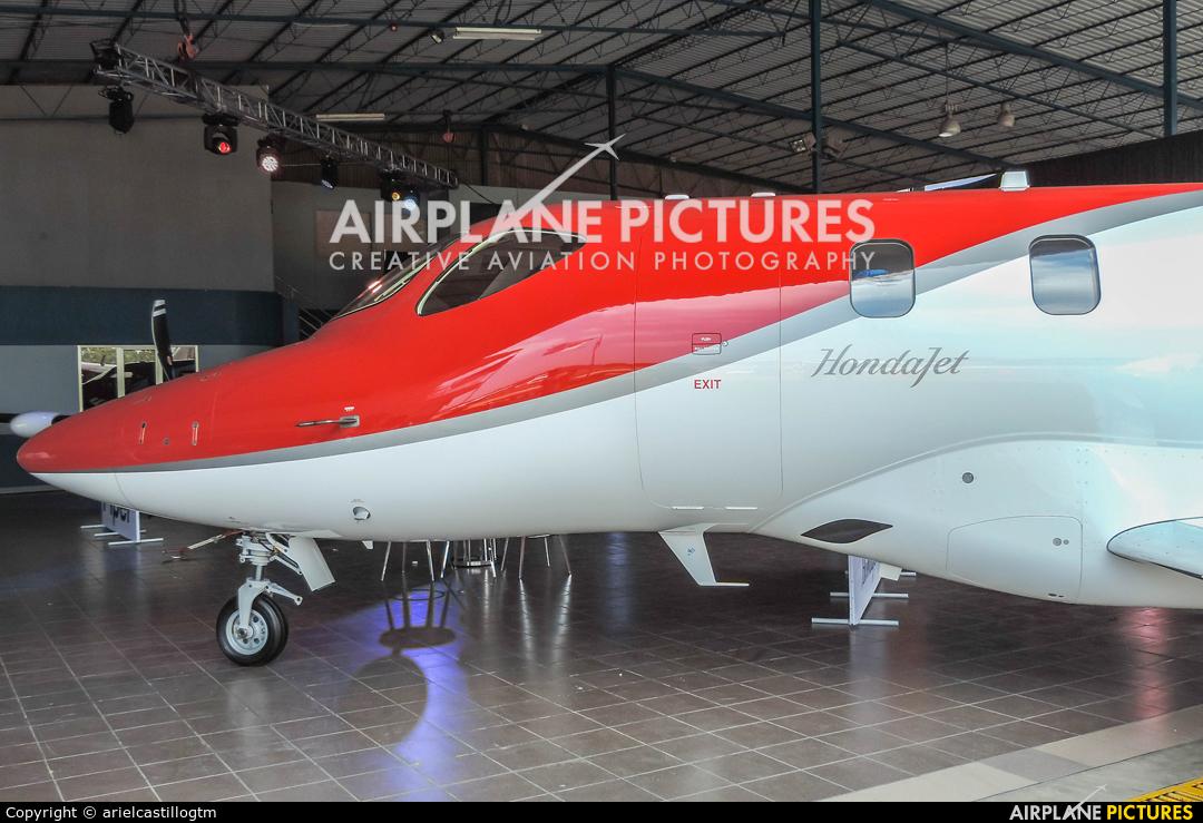 Private N315SA aircraft at Guatemala - La Aurora