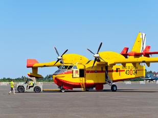 UD.13-26 - Spain - Air Force Canadair CL-215T