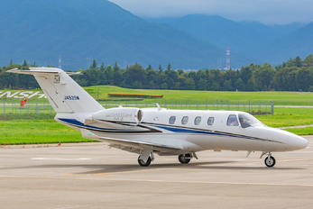 JA525M -  Cessna 525 CitationJet M2
