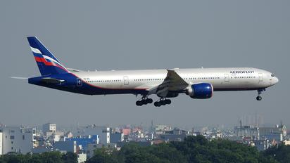 VQ-BIL - Aeroflot Boeing 777-300ER