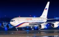 RA-96014 - Rossiya Special Flight Detachment Ilyushin Il-96 aircraft