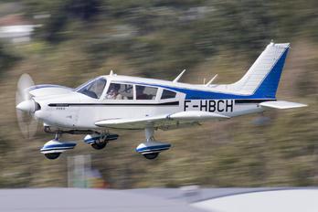 F-HBCH - Private Piper PA-28 Cherokee