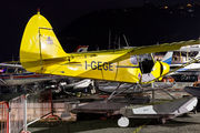 I-GEGE - Private Piper L-18 Super Cub aircraft
