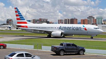 N925AN - American Airlines Boeing 737-800
