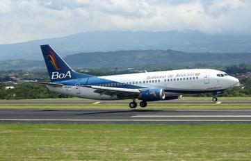 CP-2551 - Boliviana de Aviación - BoA Boeing 737-300