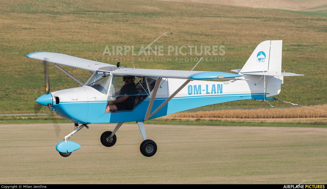 Aeroklub Nitra OM-LAN aircraft at In Flight - Slovakia