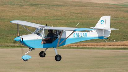 OM-LAN - Aeroklub Nitra Aeropro Eurofox 3K