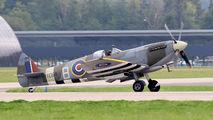 TE184 - Private Supermarine Spitfire LF.XVI aircraft