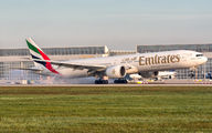 A6-EPA - Emirates Airlines Boeing 777-300ER aircraft