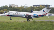 Czech Air Force Yak40 visited Warsaw title=