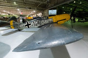 4101 - Germany - Luftwaffe (WW2) Messerschmitt Bf.109E aircraft