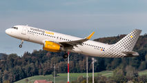 EC-MVE - Vueling Airlines Airbus A320 aircraft