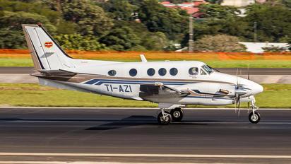 TI-AZI - Private Beechcraft 90 King Air