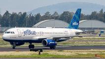 N519JB - JetBlue Airways Airbus A320 aircraft